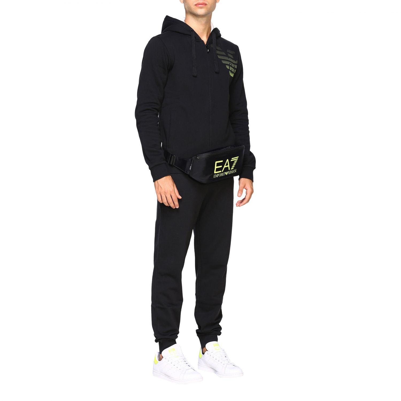 Sweatshirt Ea7: Sweater men Ea7 black 2
