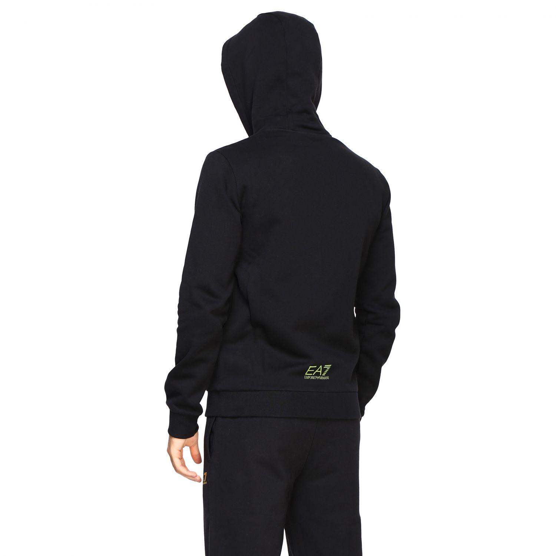 Sweatshirt Ea7: Sweater men Ea7 black 3
