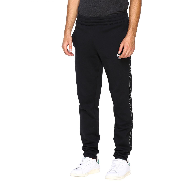 Pants Ea7: Pants men Ea7 black 4