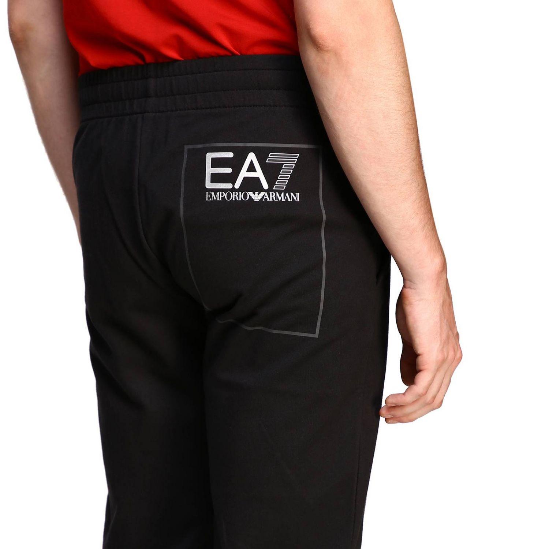 Pants Ea7: Pants men Ea7 black 5