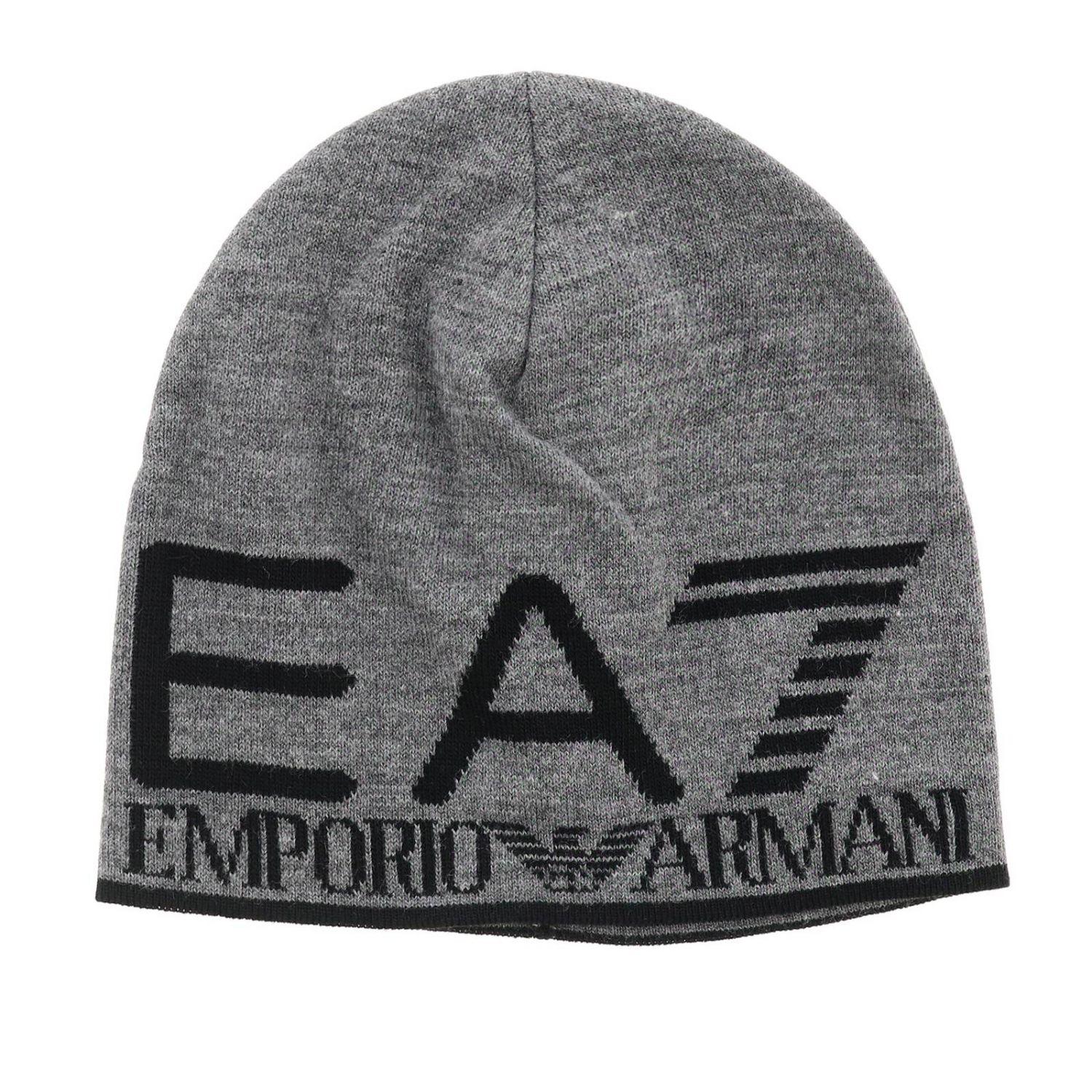 Hat Ea7: Hat men Ea7 grey 1