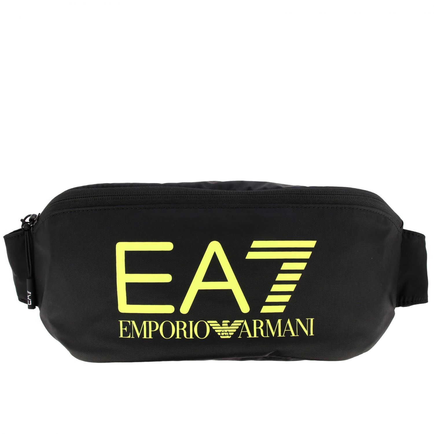 Belt bag Ea7: Bags men Ea7 black 1