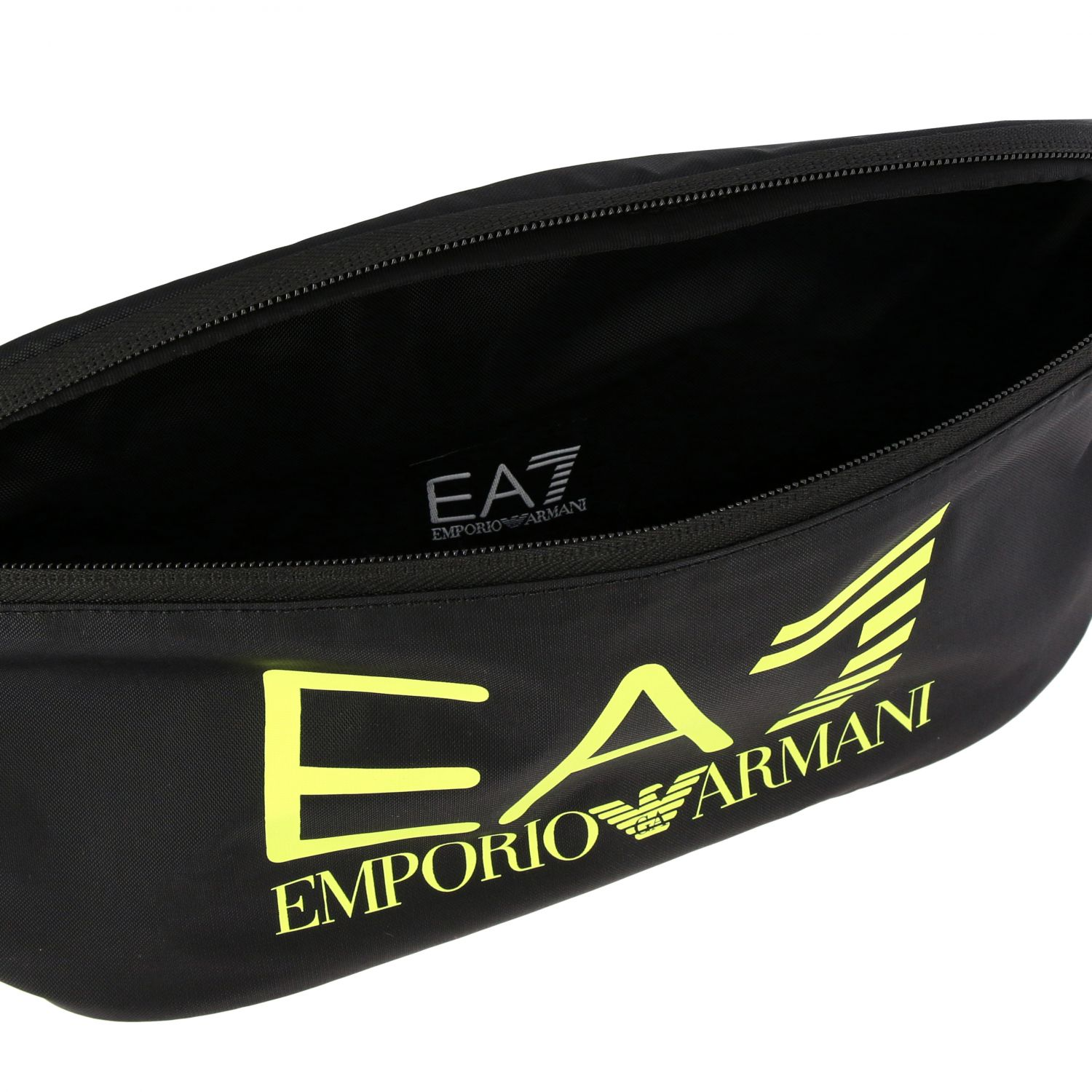 Belt bag Ea7: Bags men Ea7 black 5