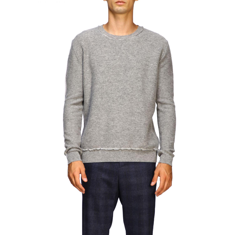Sweater men Eleventy grey 1