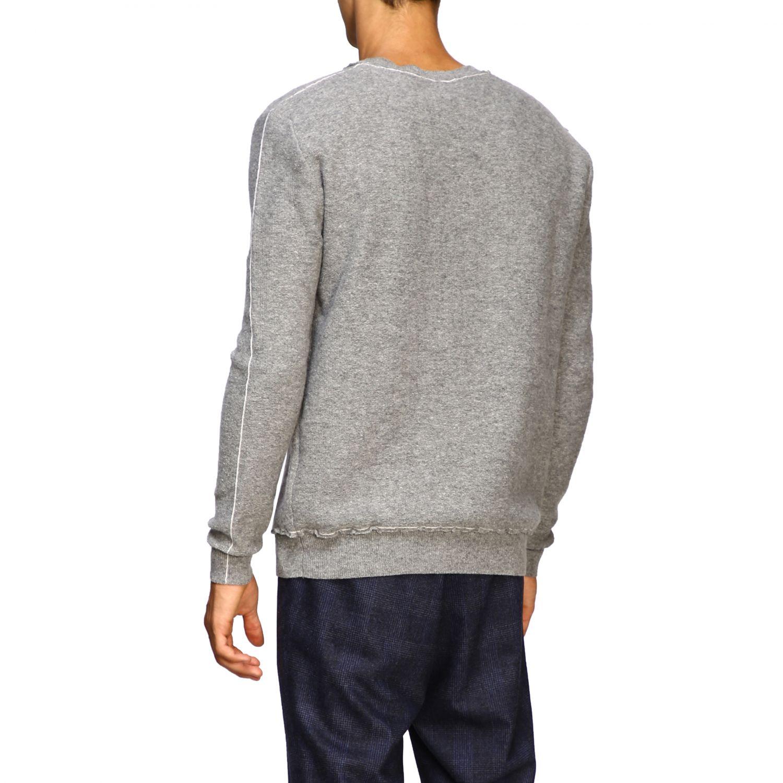 Sweater men Eleventy grey 3