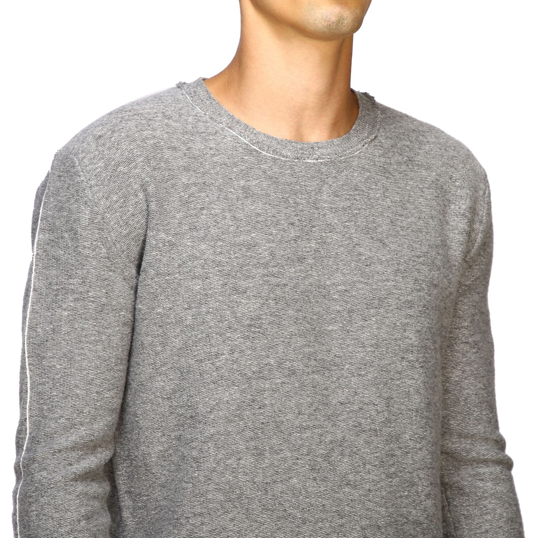 Sweater men Eleventy grey 5