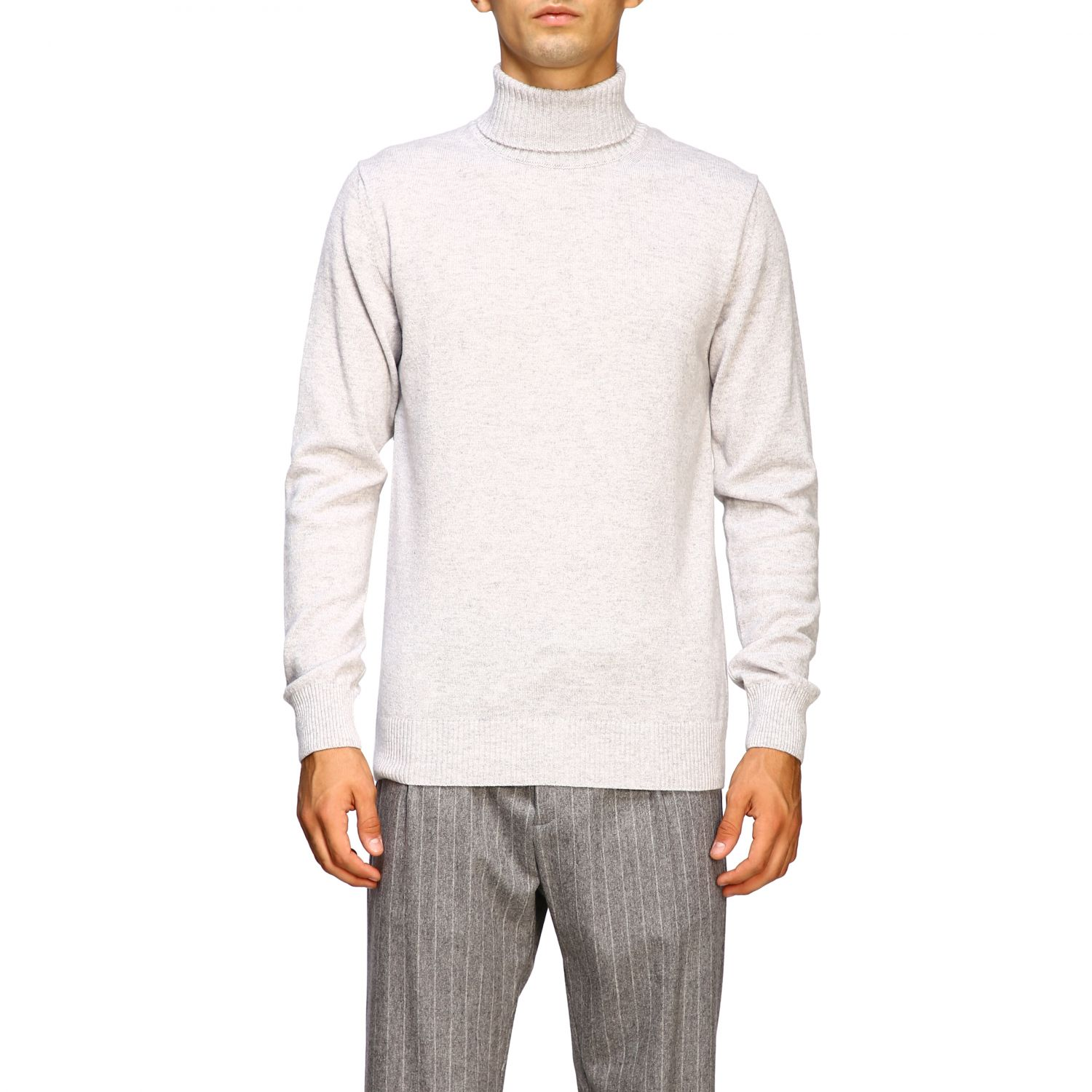 Pull homme Eleventy glace 1