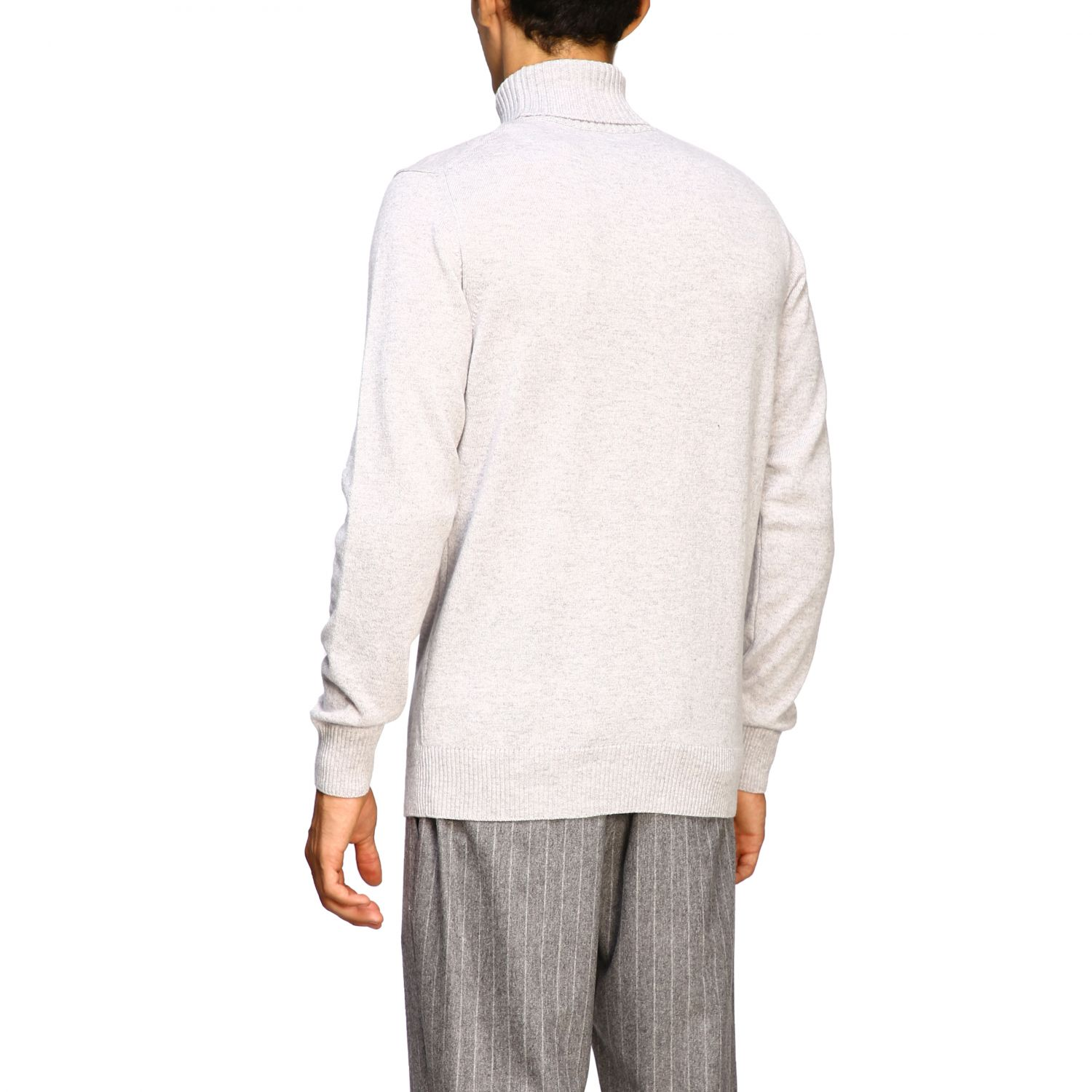 Pull homme Eleventy glace 3