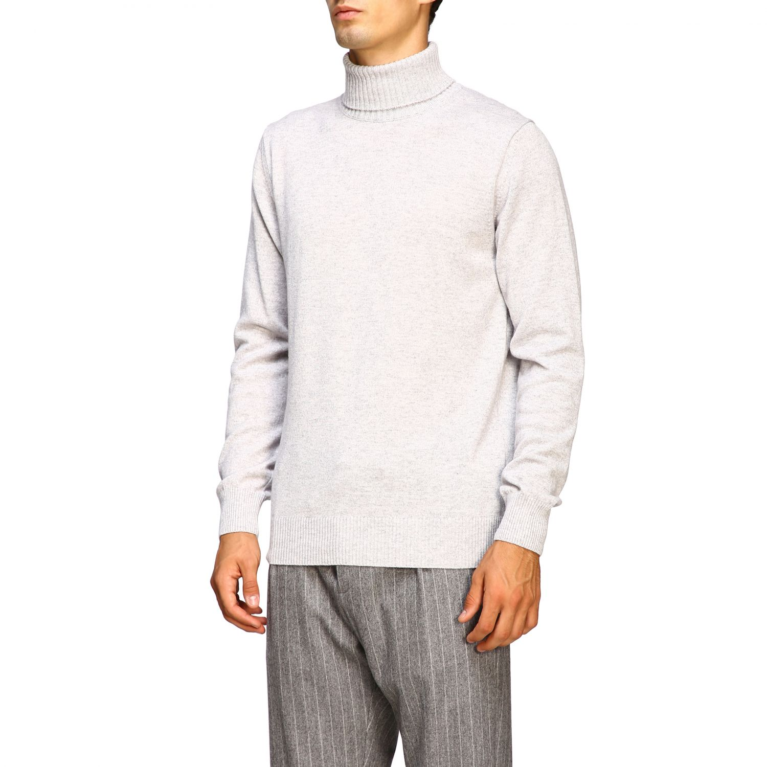 Pull homme Eleventy glace 4