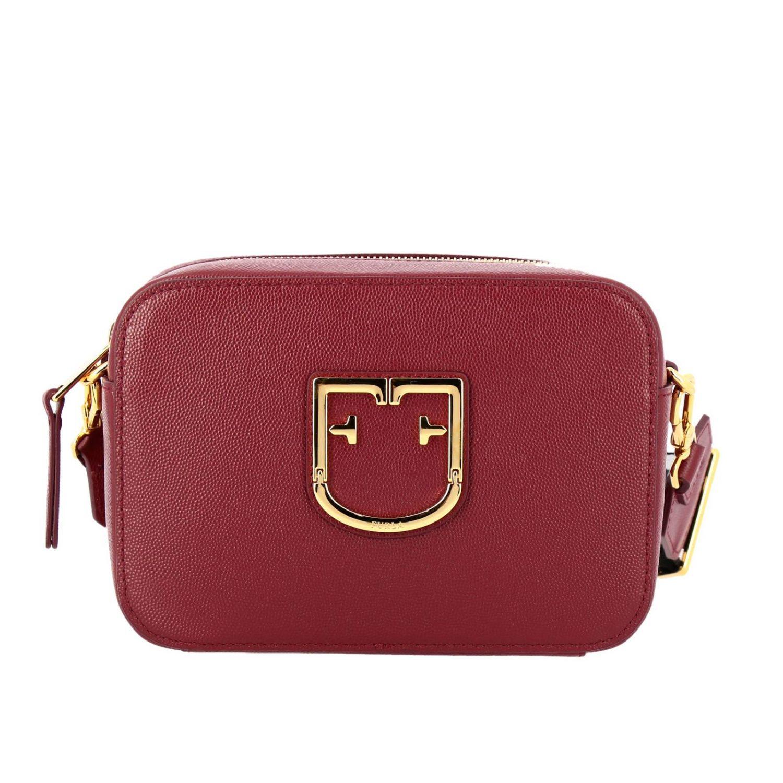 Shoulder bag women Furla cherry 1