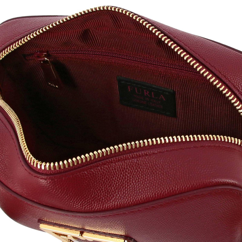 Shoulder bag women Furla cherry 5