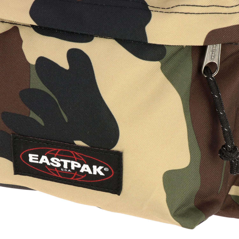 Sac homme Eastpak vert militaire 4