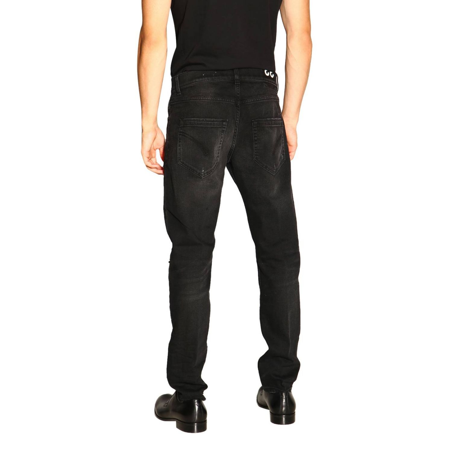 Jeans men Dondup black 3