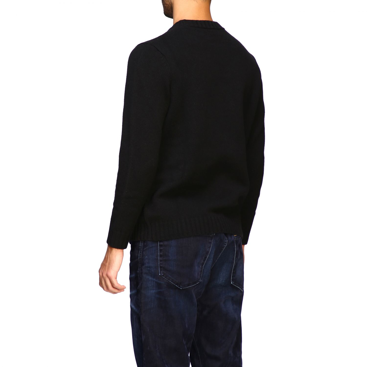 Sweater men Diesel black 3