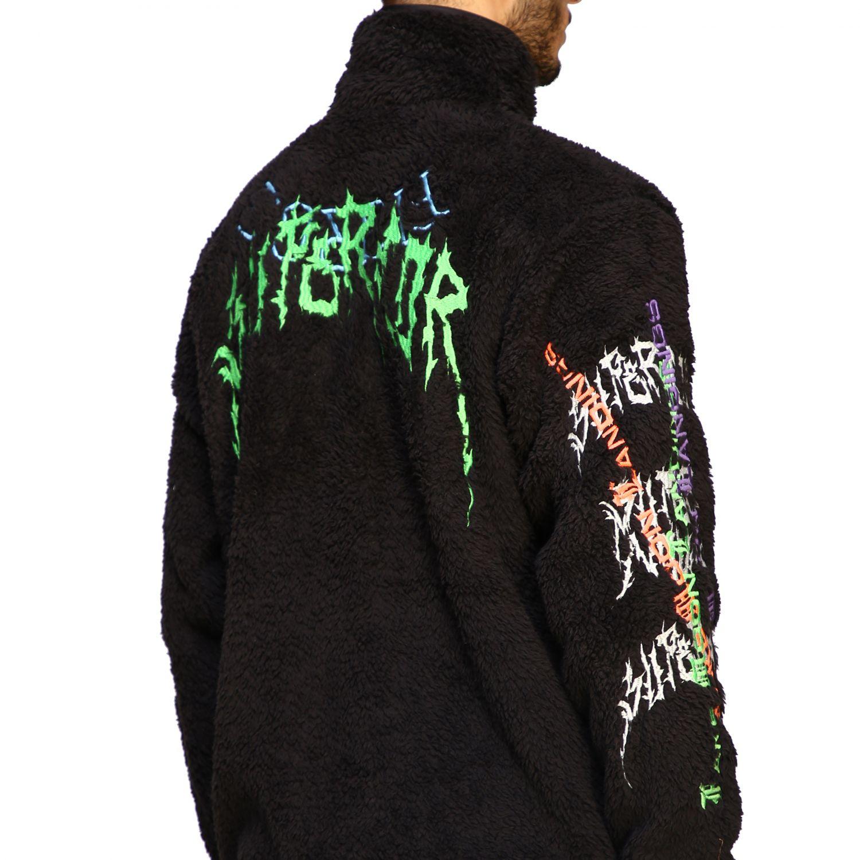 Sweater men Diesel black 5