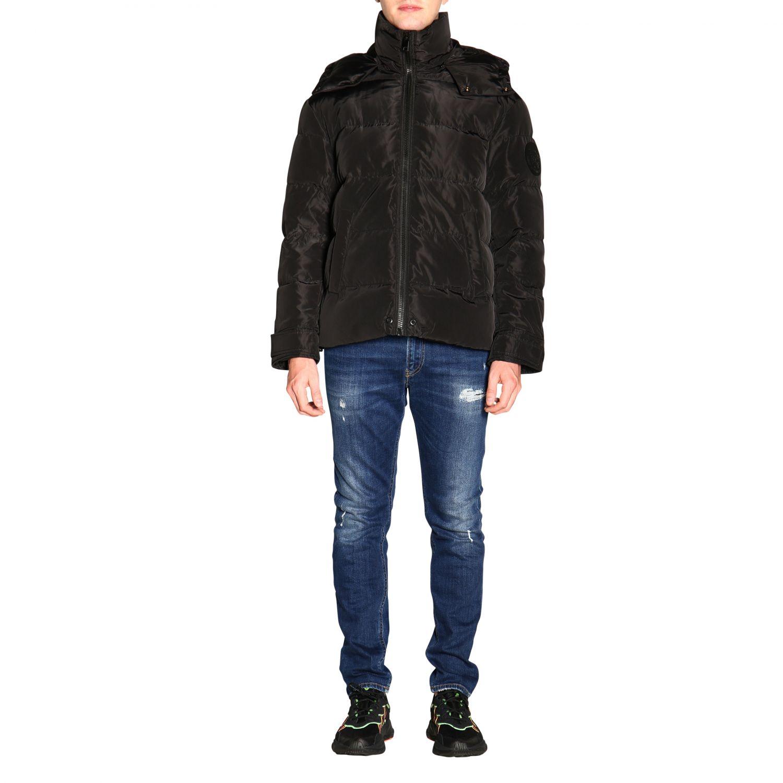 Jacket Diesel: Jacket men Diesel black 1