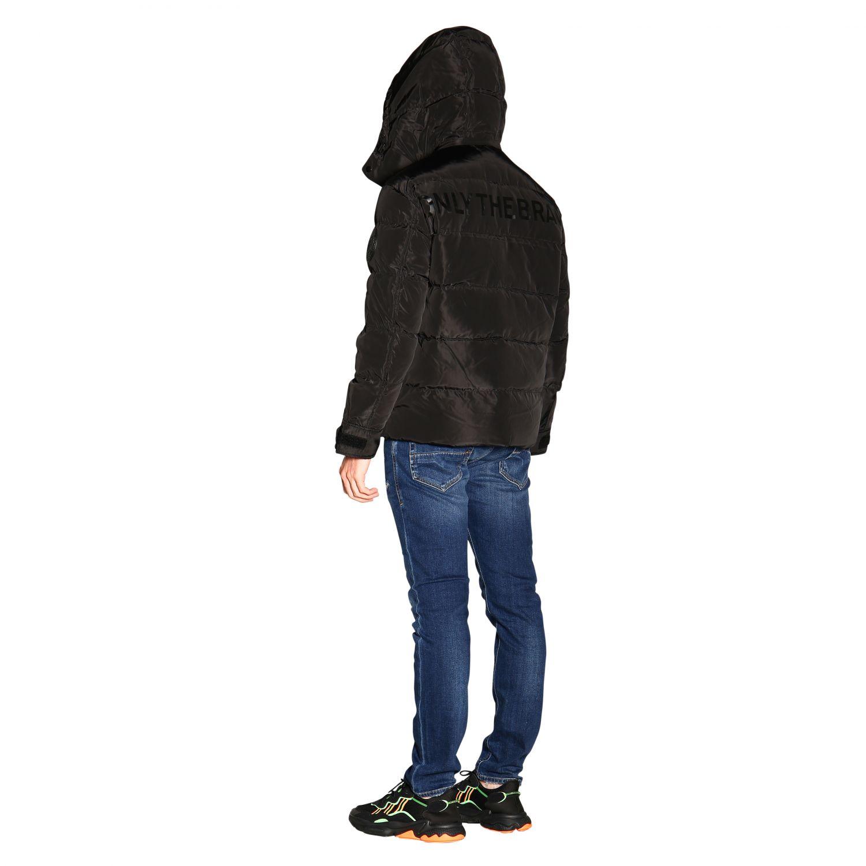 Jacket Diesel: Jacket men Diesel black 3