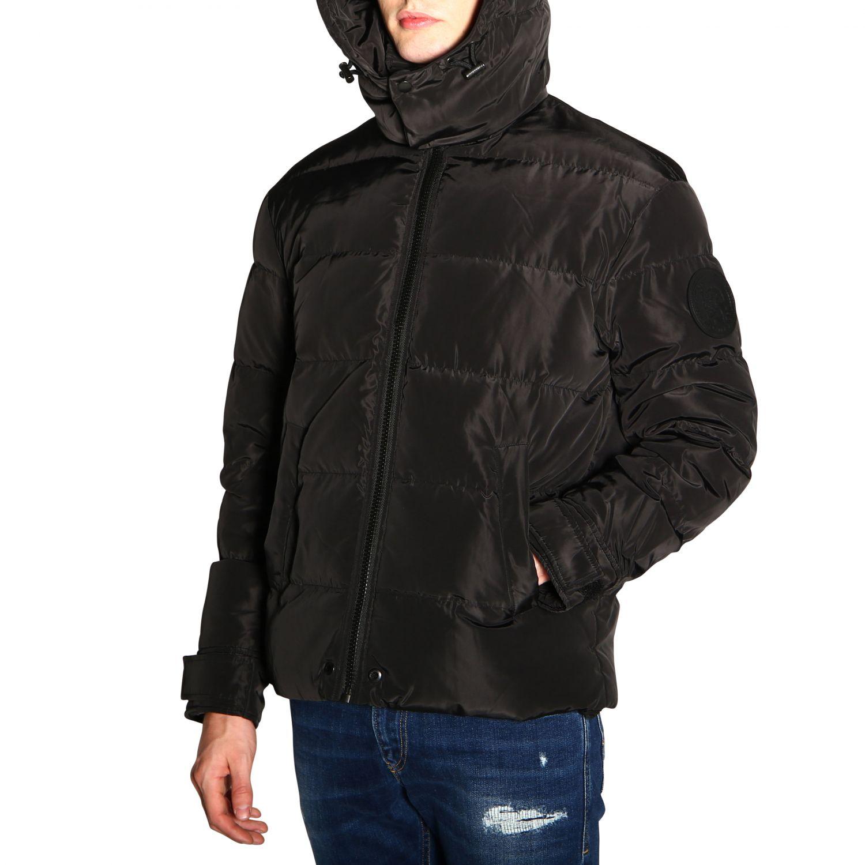 Jacket Diesel: Jacket men Diesel black 5