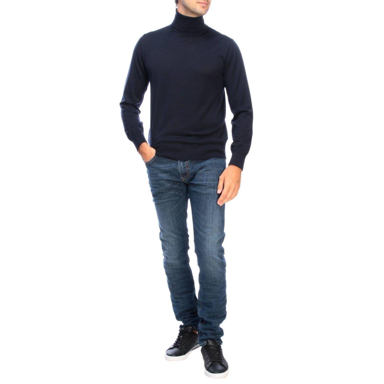 Jeans Diesel: Diesel Thommer Slim skinny stretch denim jeans with 5 pockets denim 2