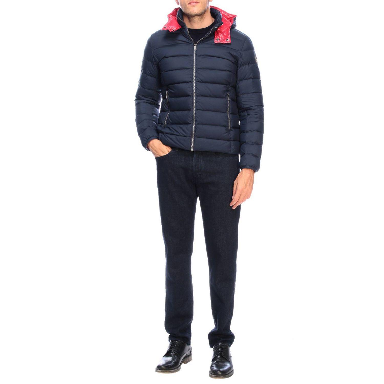 Куртка Мужское Colmar темно-синий 2