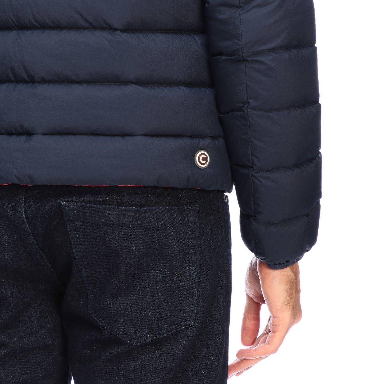 Куртка Мужское Colmar темно-синий 4