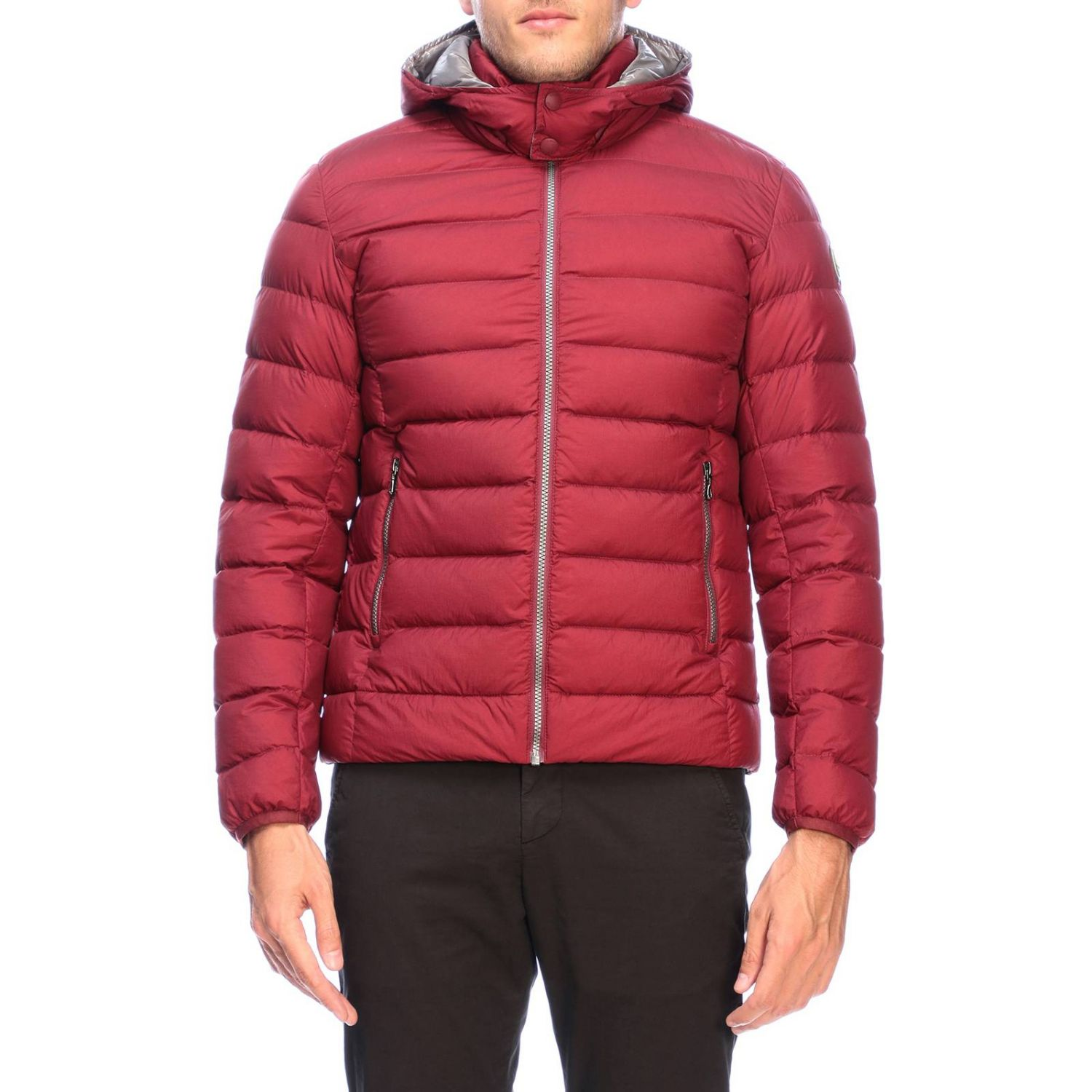 Jacket men Colmar burgundy 1