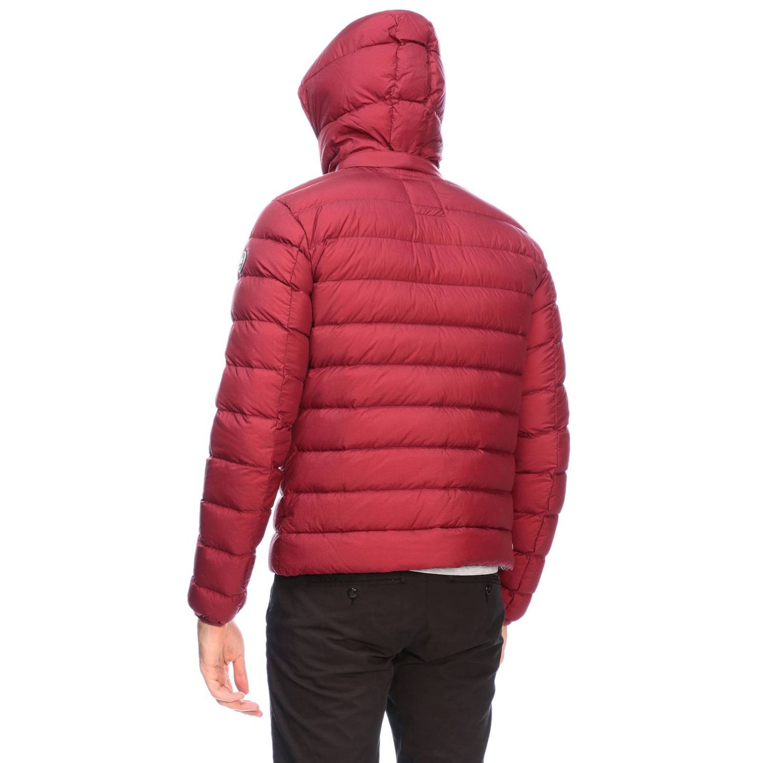 Jacket men Colmar burgundy 3