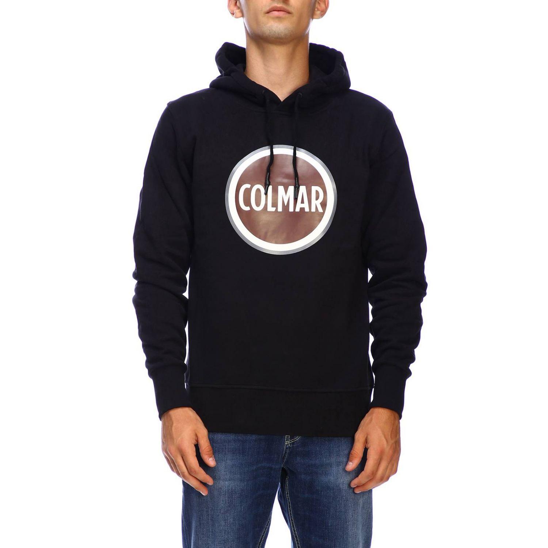 Свитер Мужское Colmar черный 1