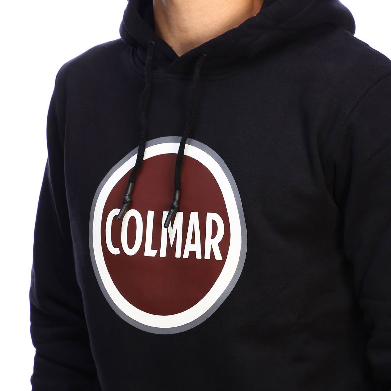 Свитер Мужское Colmar черный 4