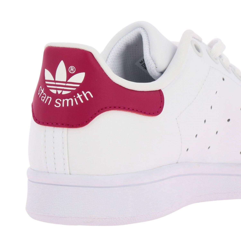 Shoes Adidas Originals: Shoes kids Adidas Originals white 4
