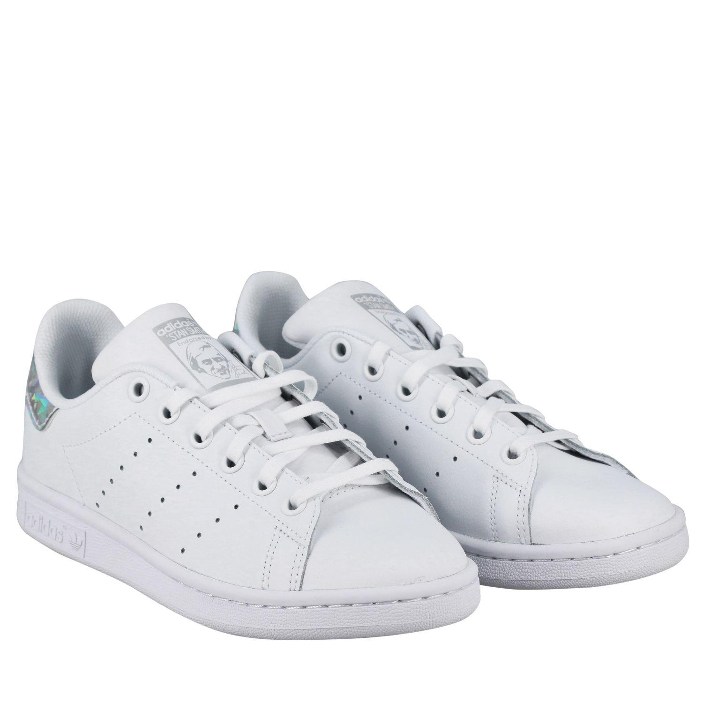 Shoes Adidas Originals: Shoes kids Adidas Originals white 2