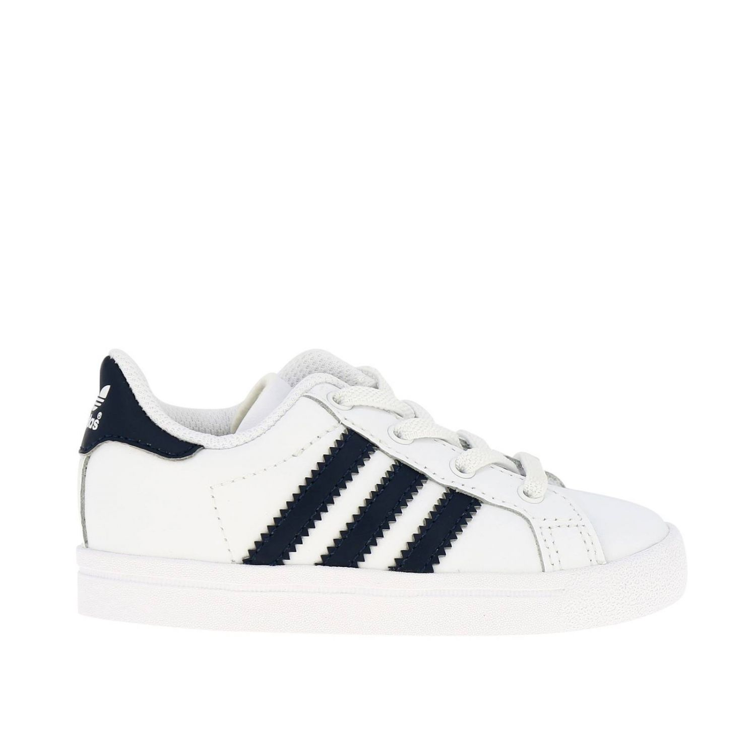 Coast star EL I Adidas Originals leather sneakers with contrasting bands