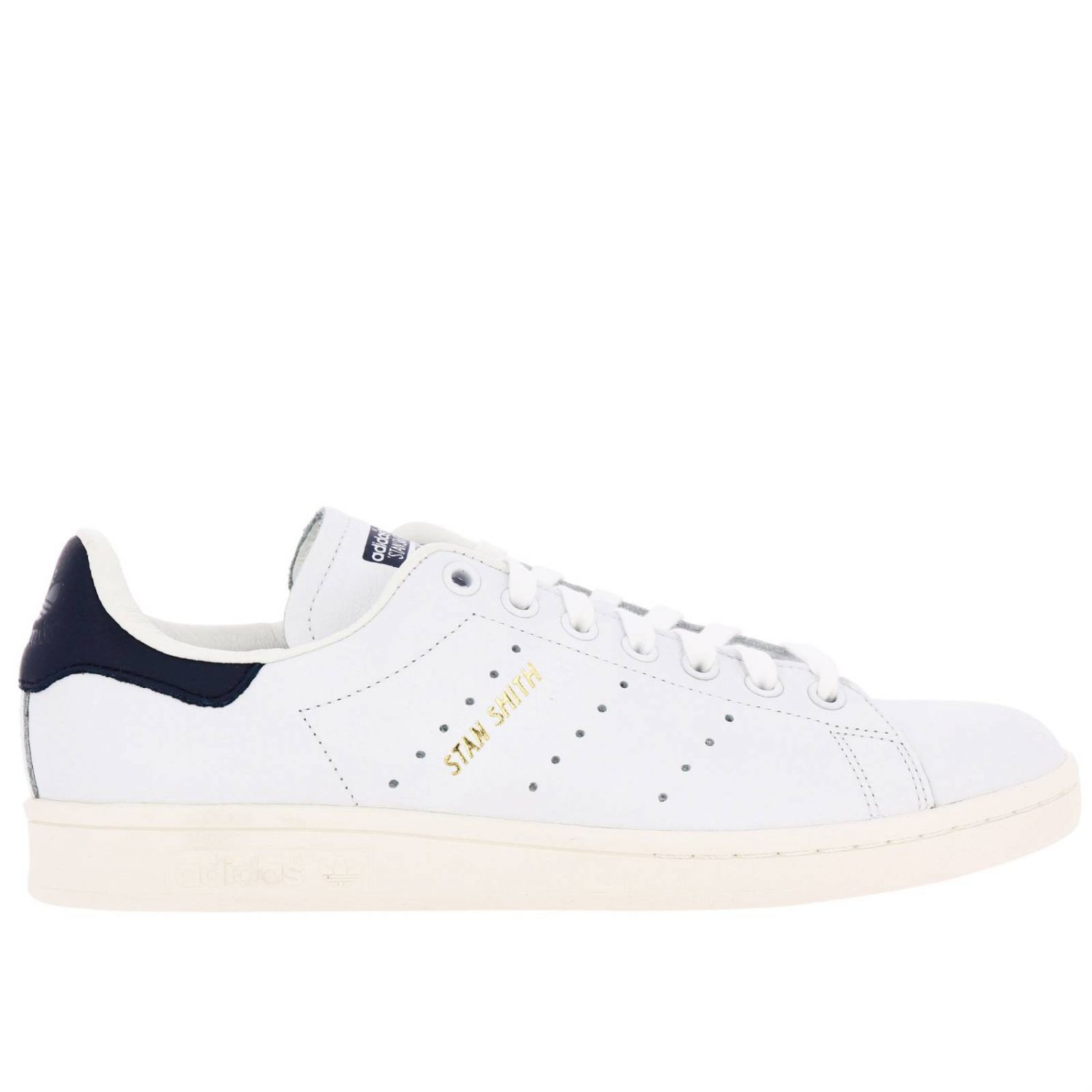 运动鞋 Adidas Originals: Adidas Originals Stan Smith 真皮运动鞋 白色 1
