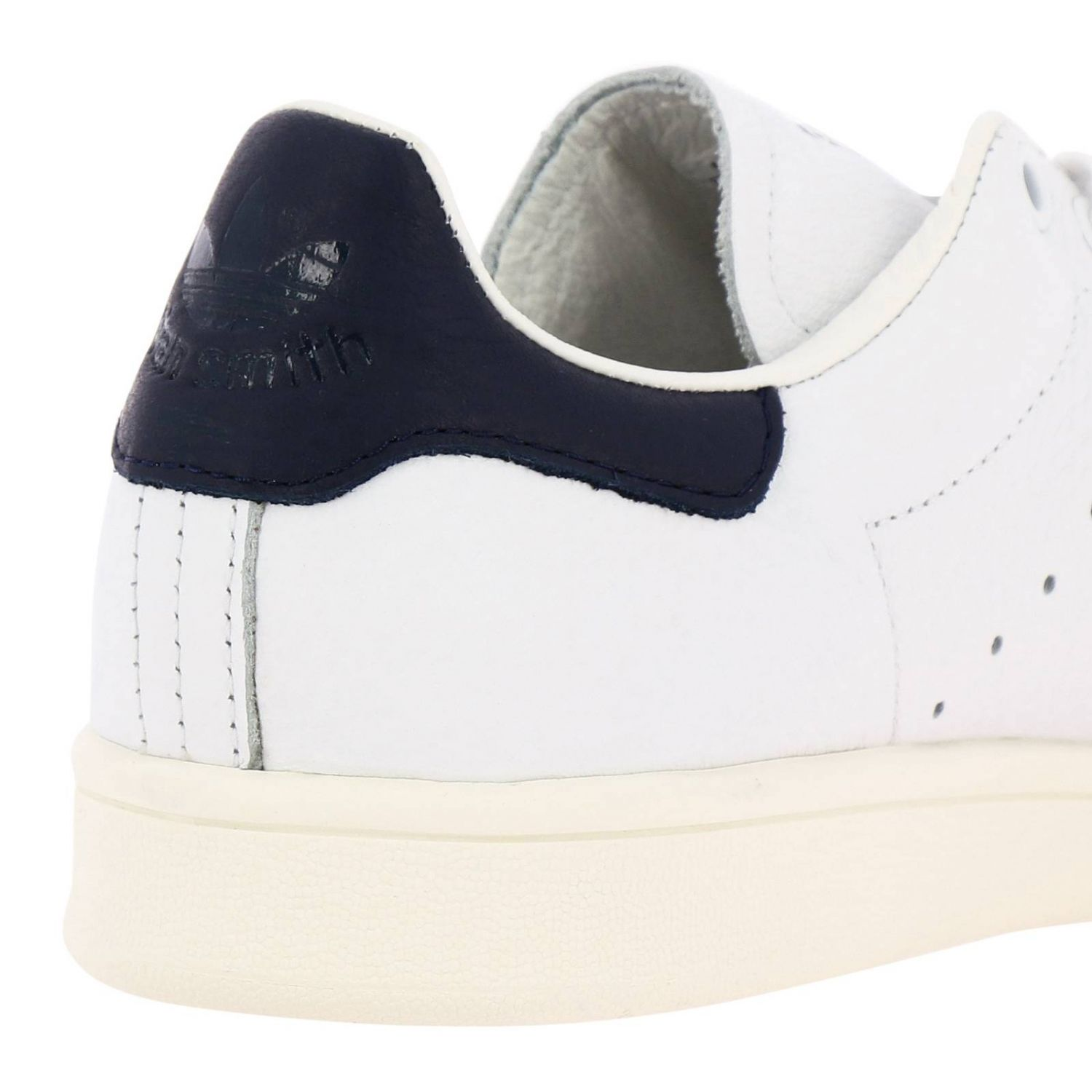 运动鞋 Adidas Originals: Adidas Originals Stan Smith 真皮运动鞋 白色 4