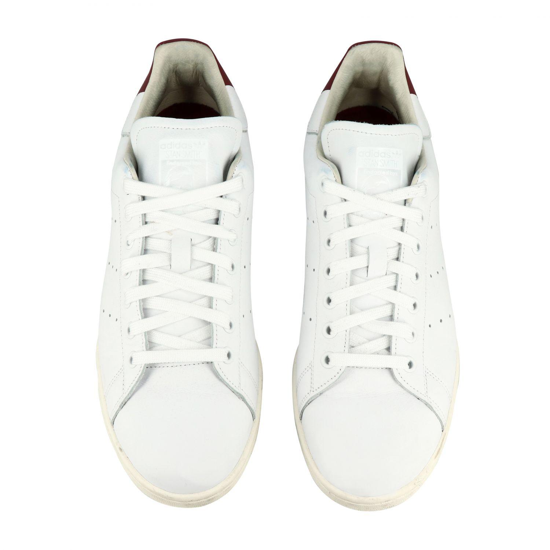 Спортивная обувь Adidas Originals: Обувь Мужское Adidas Originals белый 3