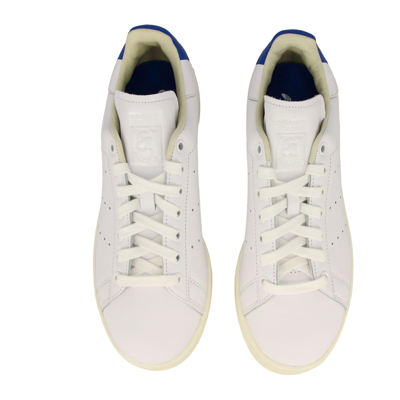 Zapatillas Adidas Originals: Zapatos hombre Adidas Originals blanco 3