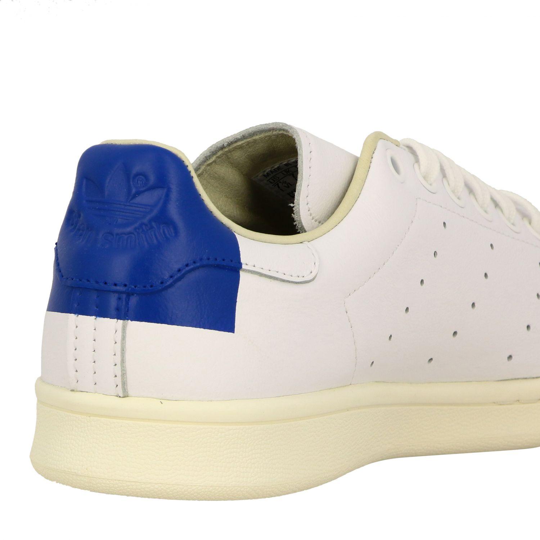 Zapatillas Adidas Originals: Zapatos hombre Adidas Originals blanco 5