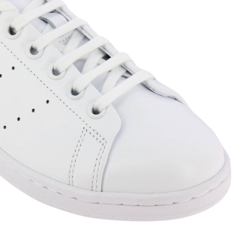 Спортивная обувь Adidas Originals: Кроссовки Stan Smith Recon Adidas Originals из кожи с перфорацией белый 3