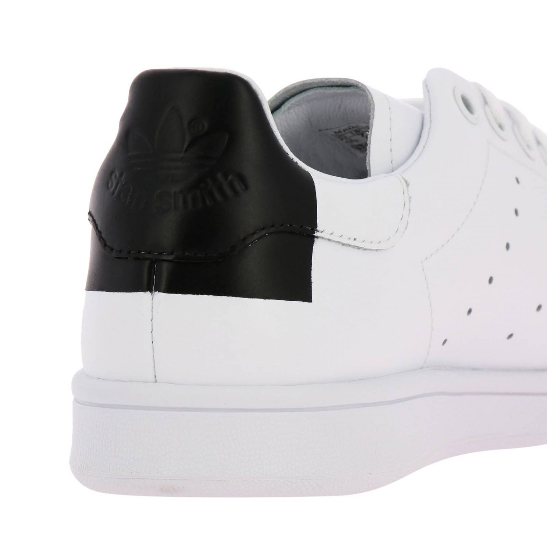 Sneakers Adidas Originals: Sneakers Stan Smith Recon Adidas Originals in pelle con fori bianco 4