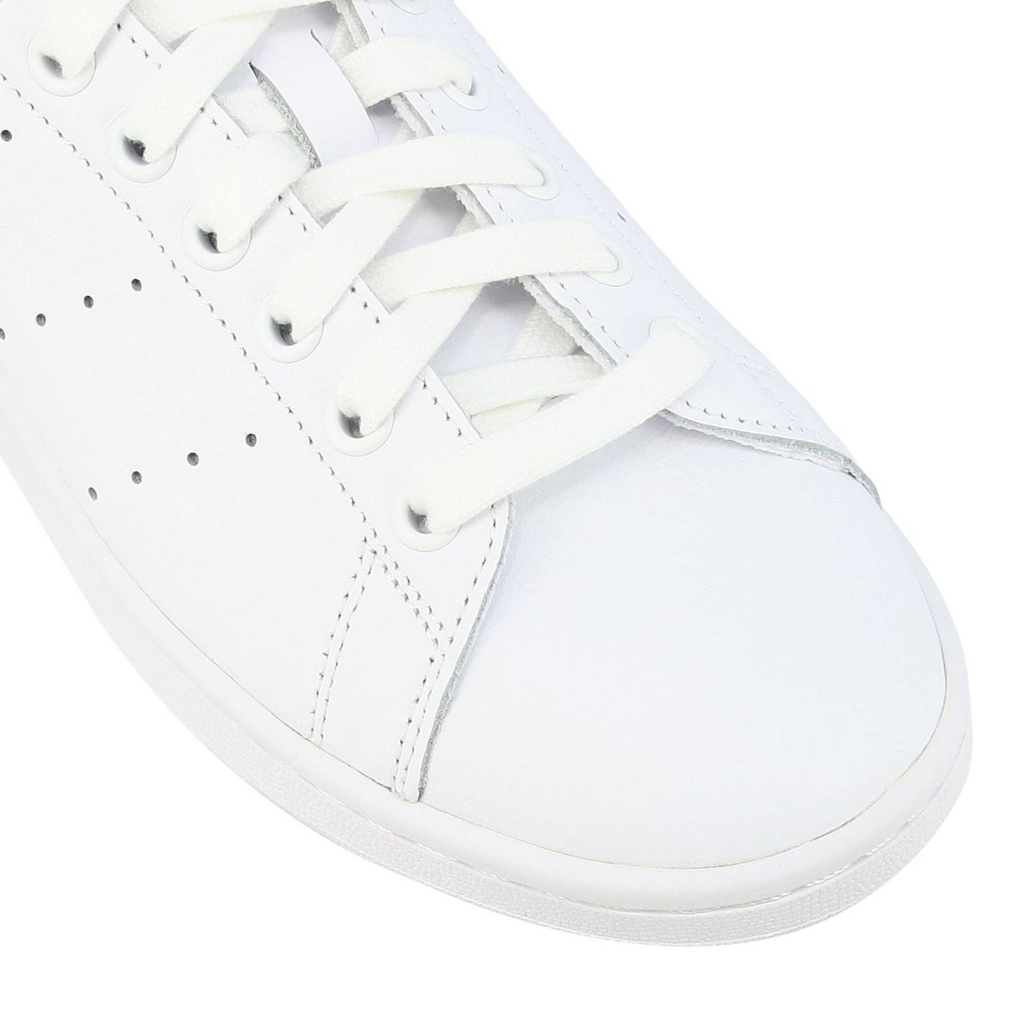 Sneakers Adidas Originals: Stan Smith Adidas Originals Sneakers in leather with contrasting heel white 4