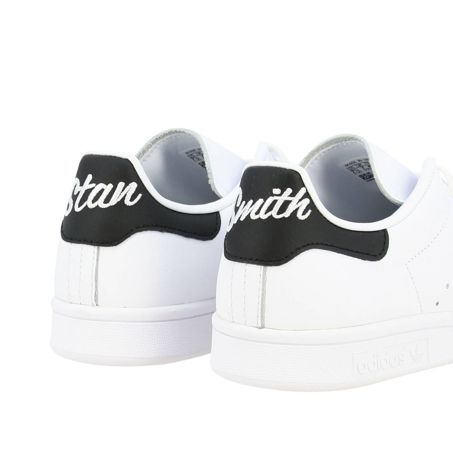 Sneakers Adidas Originals: Stan Smith Adidas Originals Sneakers in leather with contrasting heel white 5