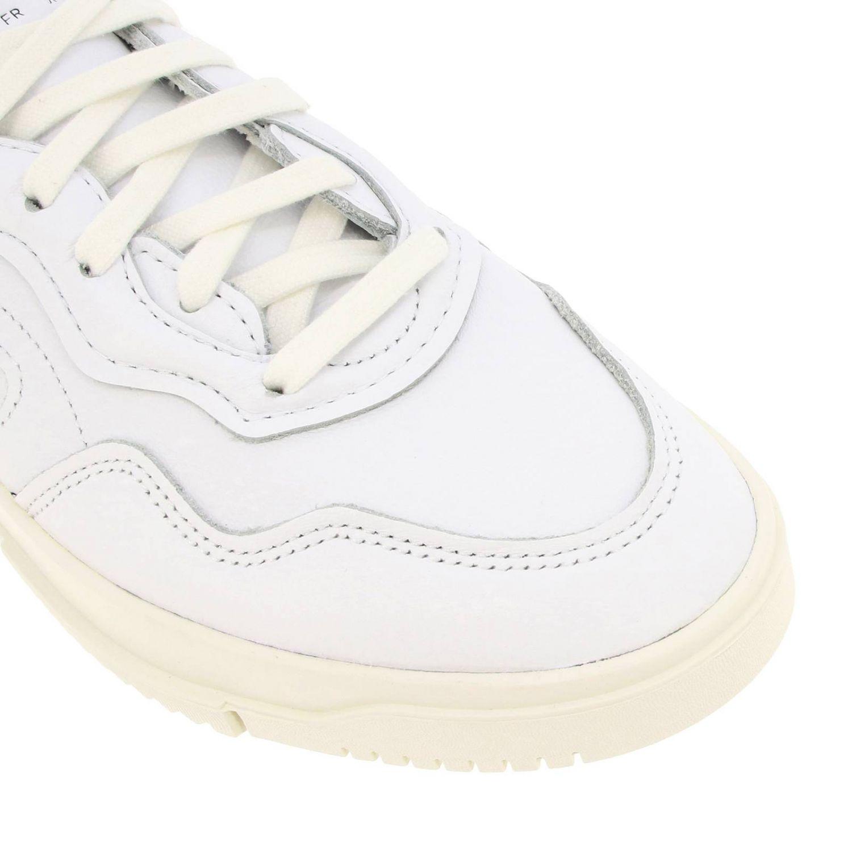 Sneakers Adidas Originals: Sc premiere Originals Originals Sneakers in leather white 3