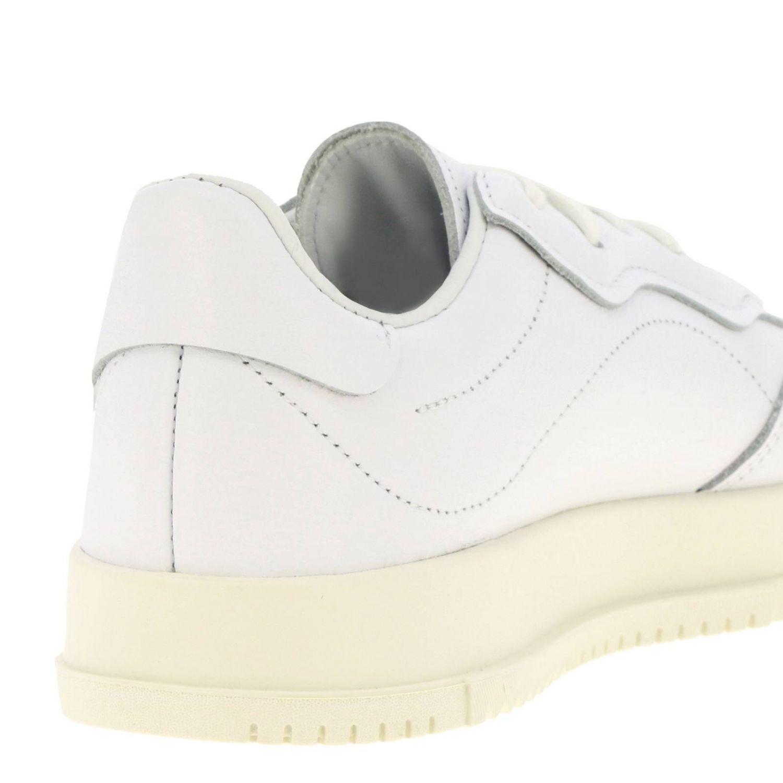 Sneakers Adidas Originals: Sc premiere Originals Originals Sneakers in leather white 4