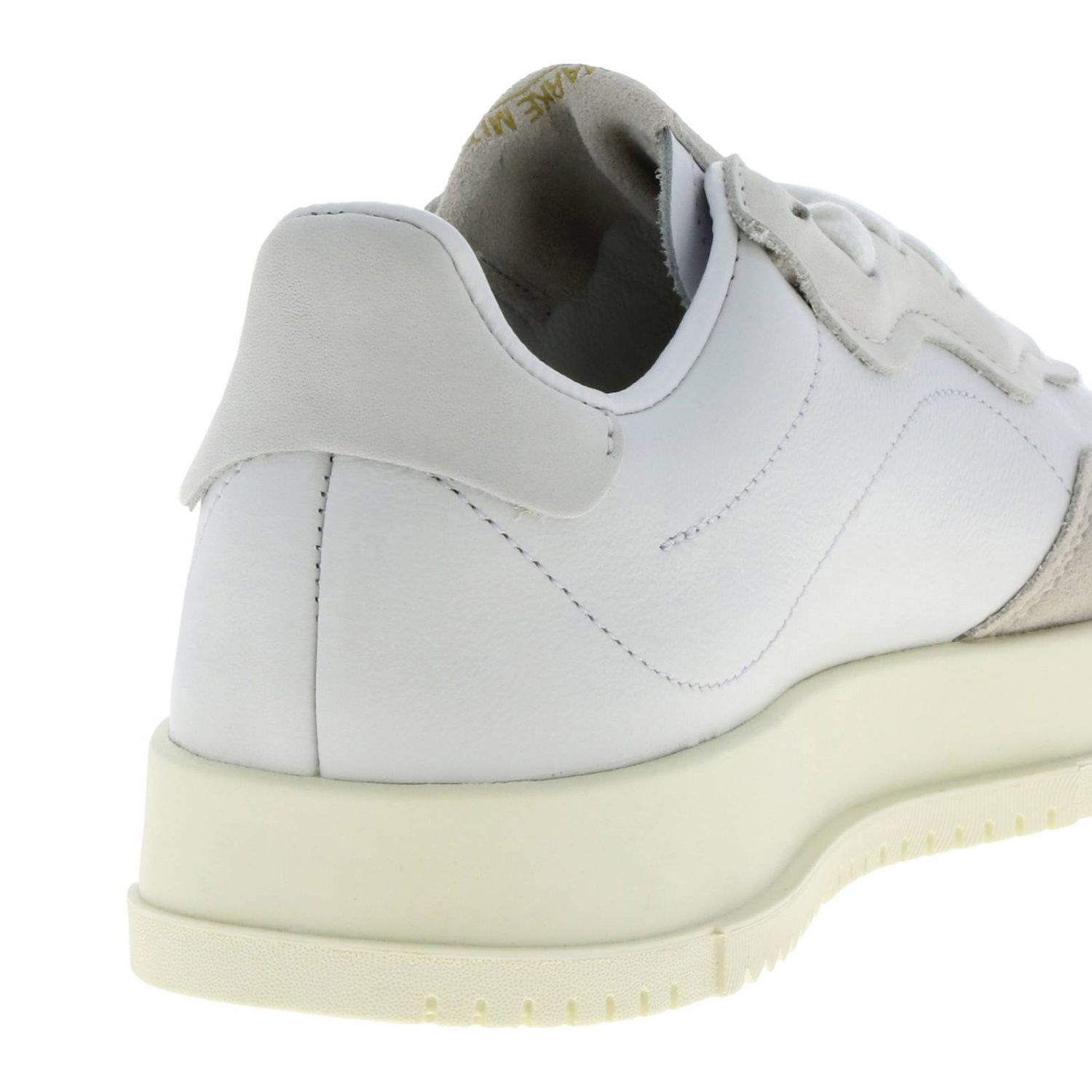 Sneakers Adidas Originals: Originals Originals Sc premiere sneakers in leather and suede white 4