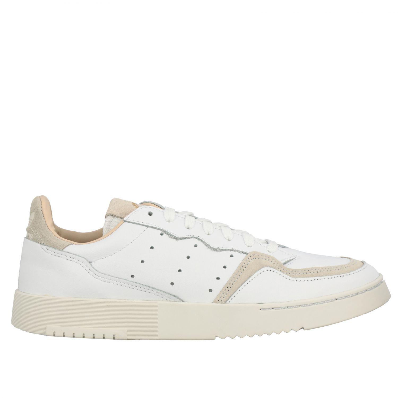Zapatillas Adidas Originals: Zapatos hombre Adidas Originals blanco 1