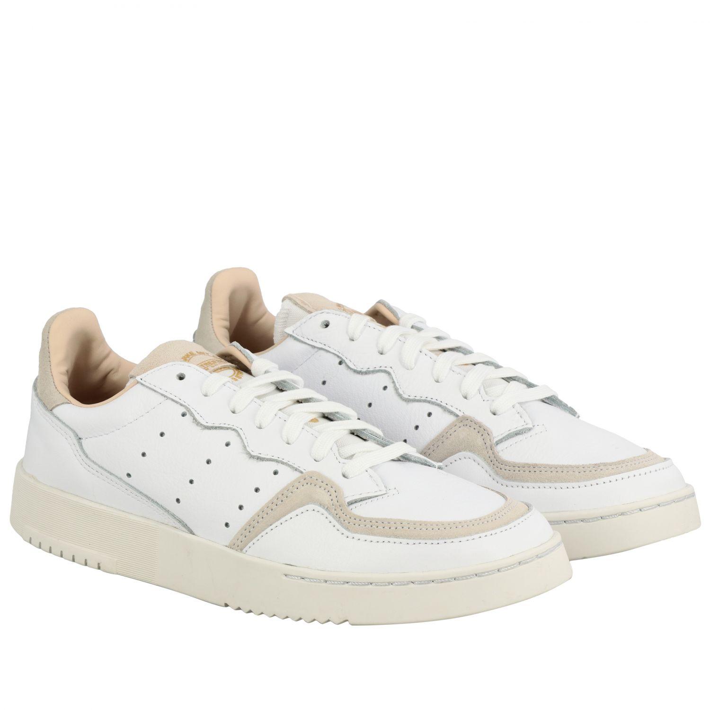Zapatillas Adidas Originals: Zapatos hombre Adidas Originals blanco 2