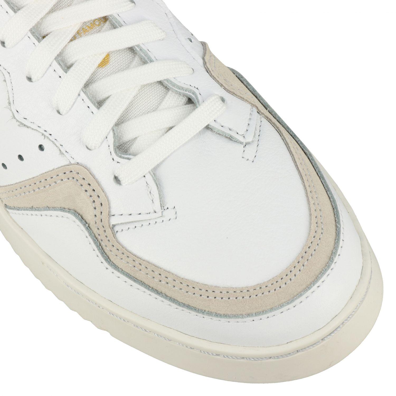 Zapatillas Adidas Originals: Zapatos hombre Adidas Originals blanco 4