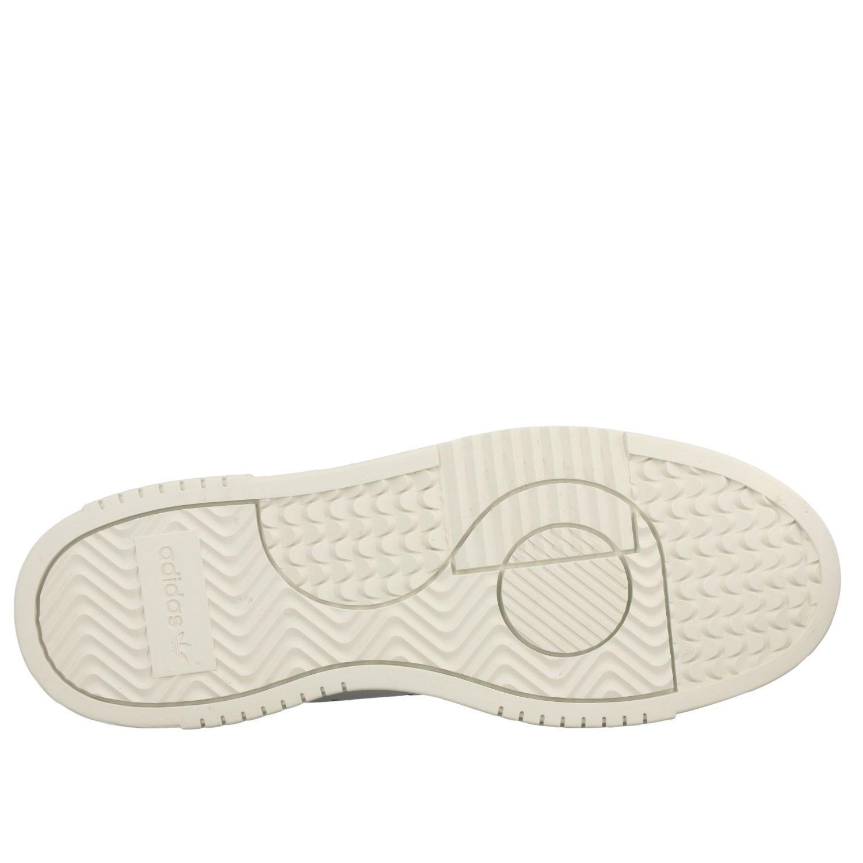 Zapatillas Adidas Originals: Zapatos hombre Adidas Originals blanco 6