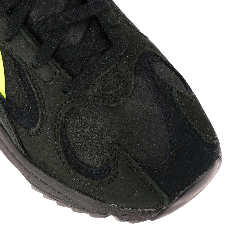 Sneakers Adidas Originals: Eqt gazelle sneakers pelle e rete con contrasti blue 4