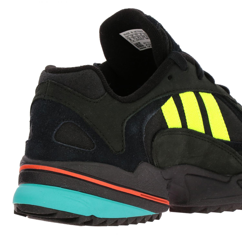 Sneakers Adidas Originals: Eqt gazelle sneakers pelle e rete con contrasti blue 5